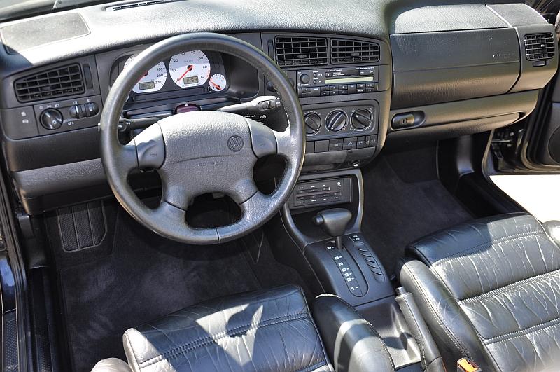 1997 Volkswagen Golf Cabriolet Classic Edition Kark Classics