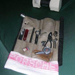 Porsche Carrera RS 1972/73 factory tool kit