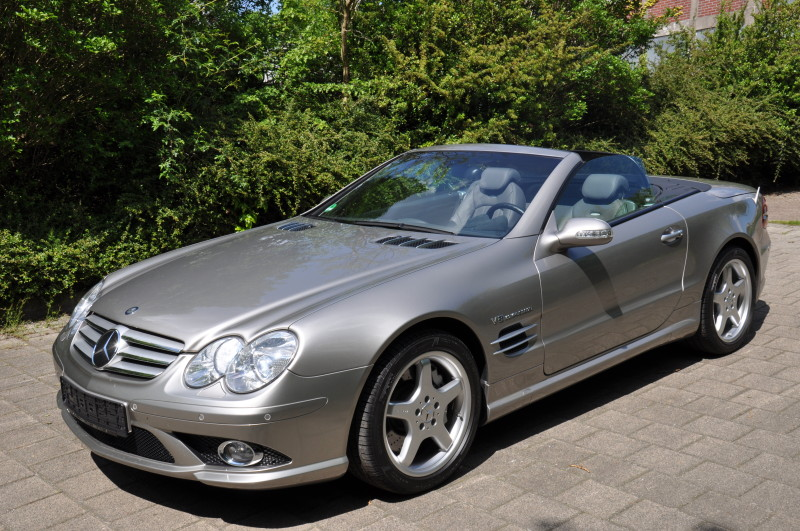 2003 mercedes benz sl55 amg kark classics for 2003 mercedes benz sl55