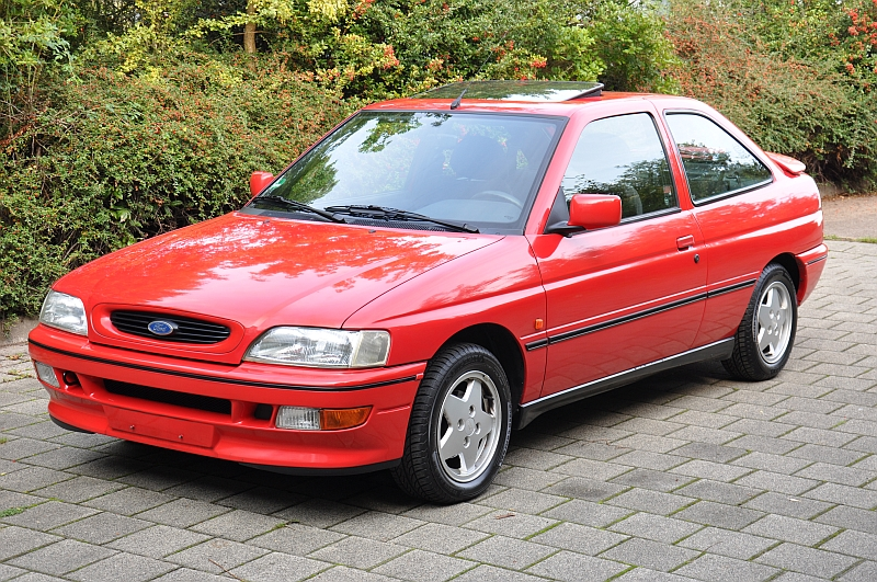 1994 ford escort xr3i cosworth kark classics. Black Bedroom Furniture Sets. Home Design Ideas