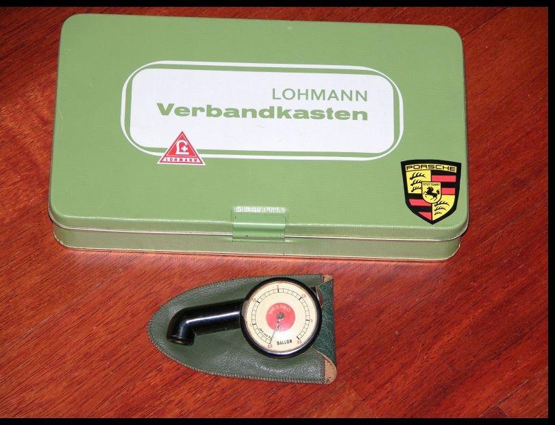 Accessory Porsche Kark Classics