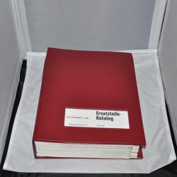 Porsche Carrera RS Spare Parts Dealer Book Catalog